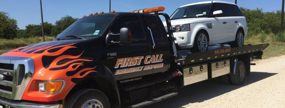 First Call Roadside | Gainesville TX Emergency 24 Hour Road Side Assistance Service Trucks Flat ...